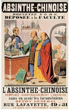 Posts about Absinthe history written by absinthefiend Retro Advertising, Retro Ads, Vintage Advertisements, Pub Vintage, Vintage Labels, Vintage Posters, Deviant Art, Absinthe Drinker, Green Fairy Absinthe
