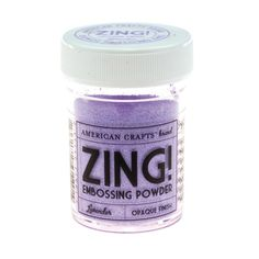 Image of Zing! Embossing Lavender
