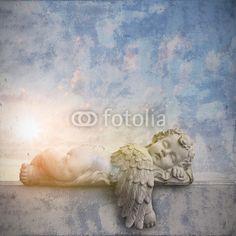 Fototapety aniol