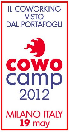 Every year I dedicate some of my #coworking days to the setting up of the CowoCamp. #cowocamp2012