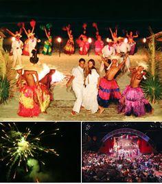 Revelion pe Plaja in Cuba