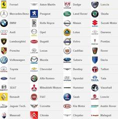 42 Auto Logo Ideas Car Logos Logos Car Emblem