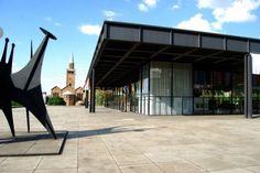 Mi tributo: Neue National Gallery in Berlin / Mies van der Rohe