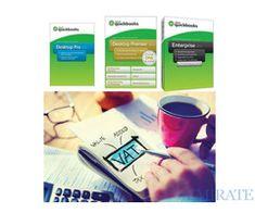 Value Added Tax Software in Dubai- Quickbooks UK Edition 043866199