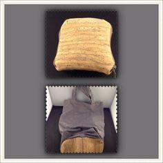 Een mooi alternatief voor de plastic tasjes een opvouwbaar tasje van Kurkleer  Voor bestellen zie onze website  www.corkonline.nl