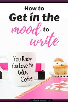 Do you procrastinate or postpone anything that involves writing or content creation? I feel you! Even for pro writers who do this day in and day out, it's such a common frustration.