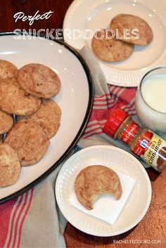 Snickerdoodle Cookies with a Free Printable gift Label SpiceYourHoliday  AD