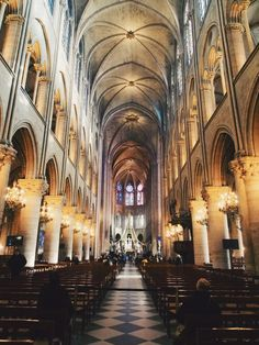 Notre Dame Cathedral | christyl | VSCO Grid