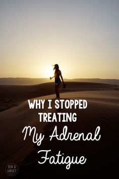 I stopped treating my adrenal fatigue. Not because it was healed, but it wasn't the root cause. This is what I learned. Adrenal Fatigue Treatment, Causes Of Fatigue, Adrenal Fatigue Symptoms, Chronic Fatigue, Adrenal Stress, Chronic Illness, Adrenal Health, Gut Health, Health Tips