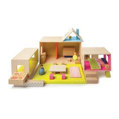 20 modern doll houses