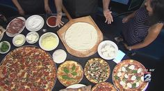 Chef Anthony Russo paid a visit to KPRC2​ Houston this past weekend to celebrate #NationalCheesePizzaDay! http://bit.ly/1NgqeHw