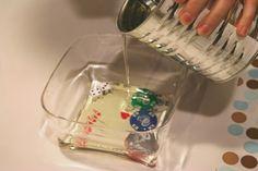 poker chip craft ideas | cast resin poker chip bowl