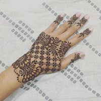 125+ New Simple Mehndi/Henna Designs for Hands - Buzzpk