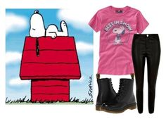 """""""Snoppy Outfit"""" by autumn-horan-27 on Polyvore"""