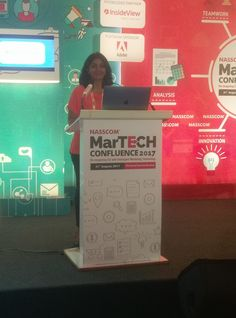 Our Founder Harshada Deokar compering Nasscom MarTech Confluence 2017 event! #nasscomMarkTech @Nasscomevent Monopoly, Games, Gaming, Plays, Game, Toys