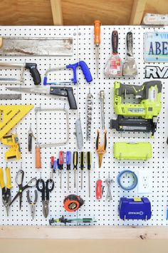 Young House Love   45 Tools You Should* Own   https://www.younghouselove.com