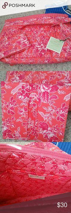 Vera Bradley Shoulder Bag & Checkbook Cover New Vera Bradley Bags Shoulder Bags