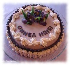Mäenlaskijan mokkapalat | Reseptit | Kinuskikissa Cake, Desserts, Food, Tailgate Desserts, Deserts, Kuchen, Essen, Postres, Meals