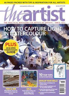30 Best The Artist Magazine Ideas In 2020 The Artist Magazine Artist Magazine
