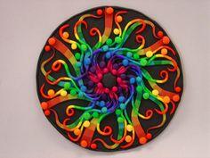 Spectrum Mandala by Mandalady