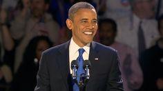 President Obama's Election Night Victory Speech - November 6, 2012 in Ch...