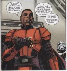 Jao Assam - was a Human male who served Empress Marasiah Fel's Empire as an Imperial Knight.