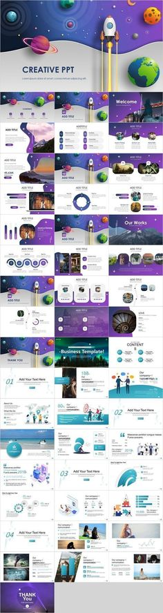 Teqnique Powerpoint Template