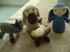 38 Beste Afbeeldingen Van Kerstgroep Amigurumi Patterns Crochet