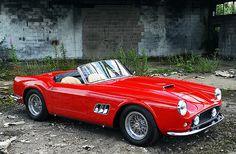 Ferrari California Spider