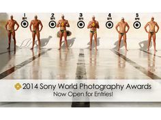 Sony World Photography Awards 2014 | Levántate y descubre... #Convocatoria #Concurso #Fotografia