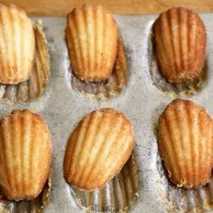 5 Fabulous Pastries (Plus 5 Fresh French Recipes) to Celebrate a Balanced Bastille Day Madelines Cookies, Madelines Recipe, Picnic Recipes, French People, Classic Madeleines Recipe, Madeline Cookies Recipe, Lemon Madeleine Recipe, Chocolate Madeleine Recipe, Patience