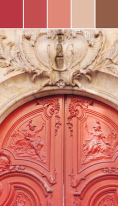Architectural Door Designed By Lisa Perrone   Stylyze Creative Director via Stylyze