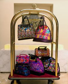 The most desirables #MARIAS #highend #handbags #bags #colors