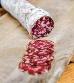 Saucisson Sec, from The New Charcuterie Cookbook by Jamie Bissonnette, on About.com