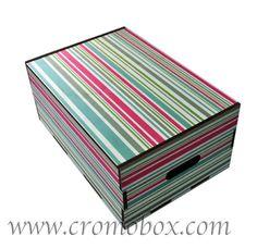 per mettere ordine nell'armadio #cromobox