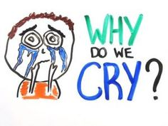 Why do people cry while watching movies