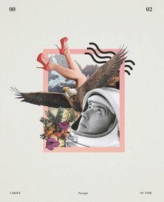 Graphic design Collage art