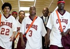 Jackson starred as the titular and real-life coach in Coach Carter, which marked the film debut of Channing Tatum in 2005 Coach Carter, Teen Movies, Good Movies, Love Movie, Movie Tv, Robert Ri'chard, Jackie Brown, Winter Songs, Movies