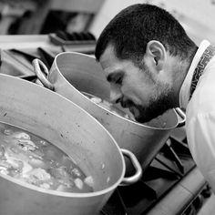 Cucina Tizziano su Leggenda dei cuochi straordinari