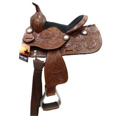 COUNTRY LEGEND RASCAL PONY SADDLE #youthsaddle #westernsaddle www.westernrawhide.com Pony Saddle, Saddles, Youth, Country, Accessories, Roping Saddles, Rural Area, Country Music, Young Adults