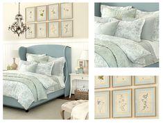 Bedding...Wilshire Bedroom  |  Ballard Designs