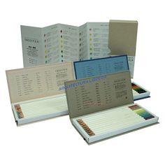 Lápices de color Tombow, Irojiten dictionary Woodlands