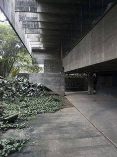 Paulo Mendes da Rocha - Casa Butantã - San Paolo | Archisquare • Architettura Design Blog