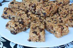 Sweetly Raw: Choosing Raw and No Bake Sunflower Oat Bar Recipe
