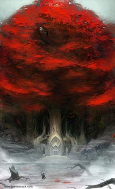Amazing.  Tree of Duality, by Joel Hustak
