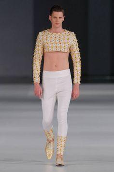 Male Fashion Trends: Albéniz Spring/Summer 2014 - 080 Barcelona Fashion