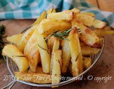 Ricetta patate al forno croccanti fuori e morbide dentro il mio saper fare