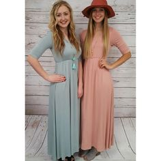 Our newest maxi in 2 great colors!