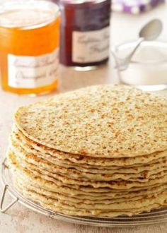 Low Carb Gluten Free Crepe- For those in need of Gluten free meals, check out this amazing Crepe recipe from Healthy Poconos' own Susan Washington:  http://www.healthypoconos.com/Recipes/Lowcarbglutenfreecrepe.html#