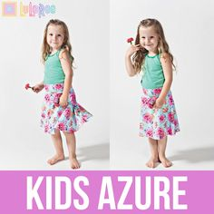 Adorable kids clothes from LuLaRue.  Drop that department store mass production and pick your child up some clothes that'll make her the envy of the 3rd grade :)  https://www.facebook.com/groups/143173352689141/